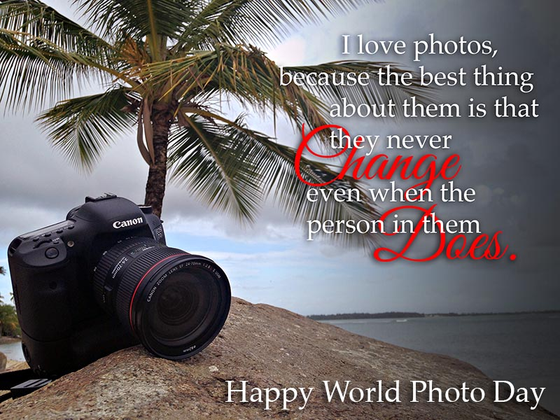 World Photography Day Stories Revealed By Roland